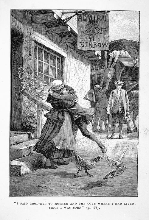 History Of Treasure Island By Robert Louis Stevenson