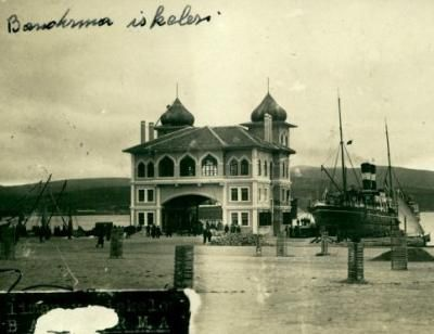 Balıkesir - Bandırma - Belediye Nikâh Salonu (Eski İskele Binası)