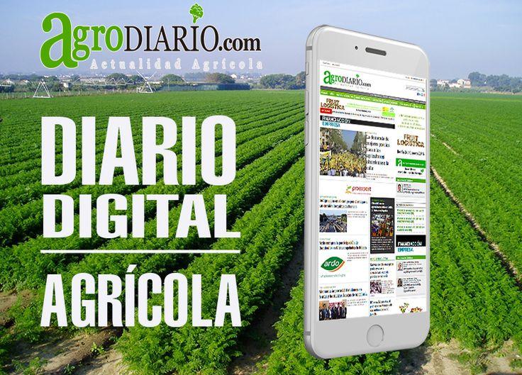 www.agrodiario.com tu diario digital agrícola e industrias afines del sureste español