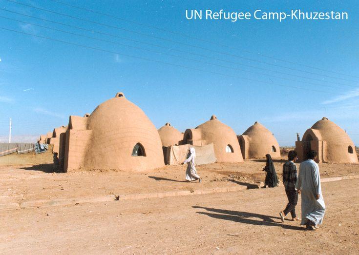 Cal-Earth Dome UN Refugee Camp