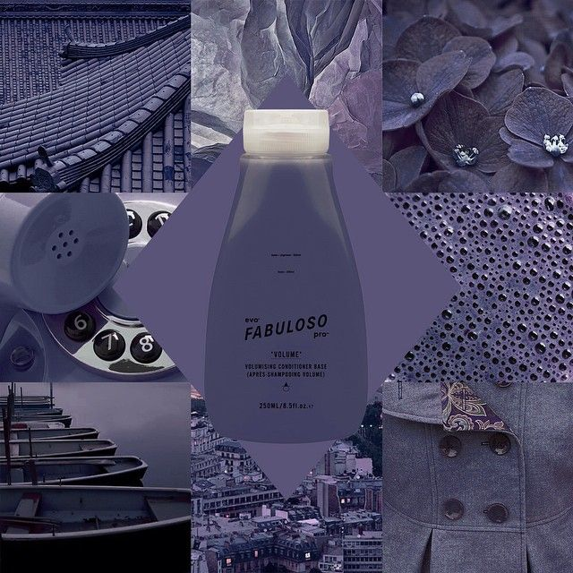 "fabuloso pro - smokey violet - ""my limo is waiting outside"". 