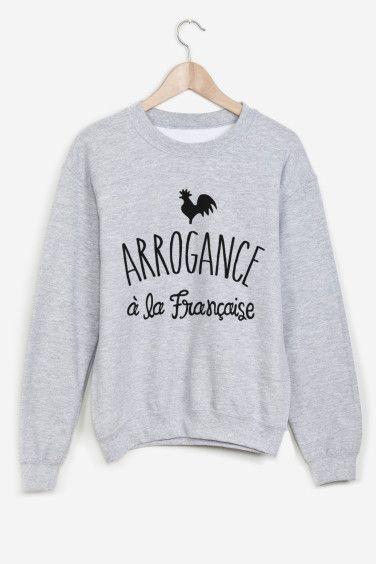 Arrogance à la française