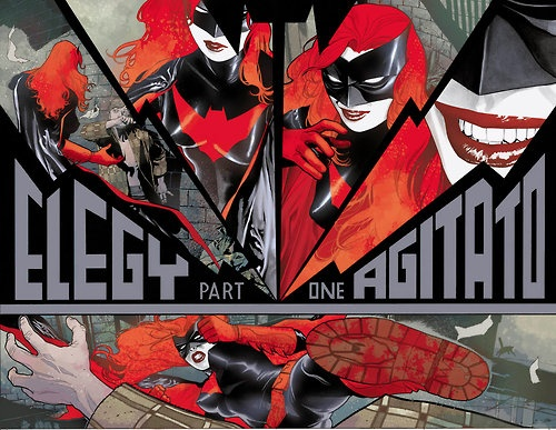 Batwoman: Elegy - J.H. Williams III