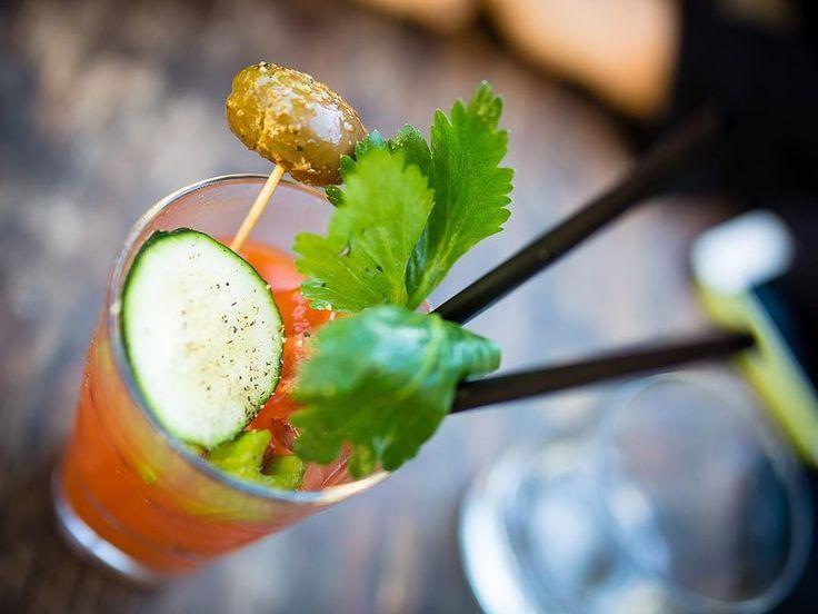 virgin #bloodymary @timoleone_taormina in #taormina #sicily #bokeh #shutterstock #bartender...