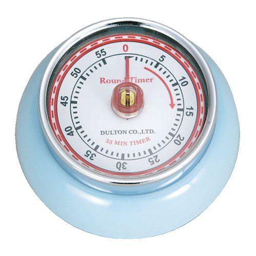 DULTON ONLINE SHOP   KITCHEN TIMER WITH MAGNET SAX(SAX BLUE): キッチン/ダイニング