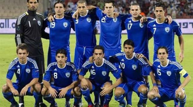 Israeli National Football Team