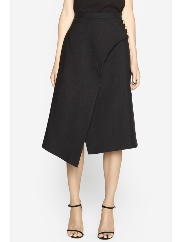 Camilla and Marc Vertical Skirt