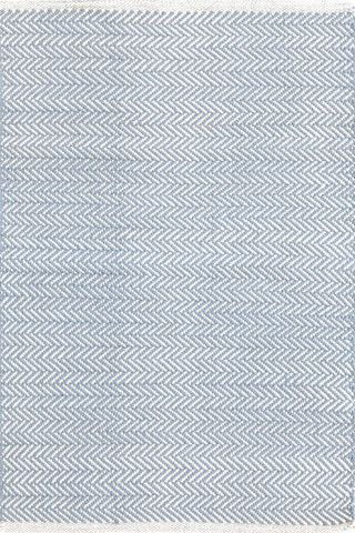Herringbone Cotton Rug - Complete Pad ®