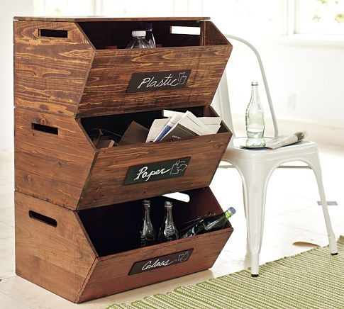 I need to make these for the garage didn 39 t i see the for Recycling organization ideas