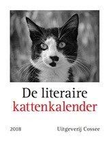Literaire kattenkalender 2018