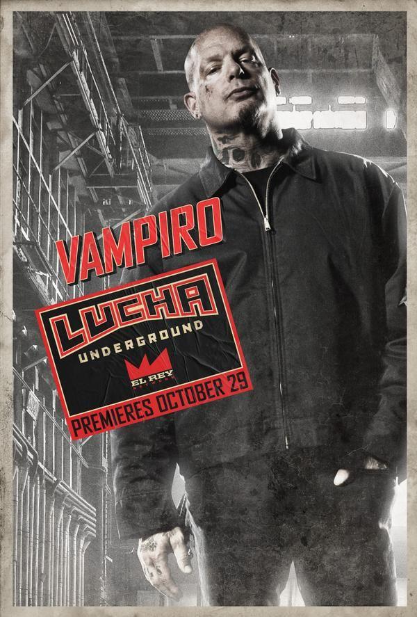 Lucha Underground - Vampiro