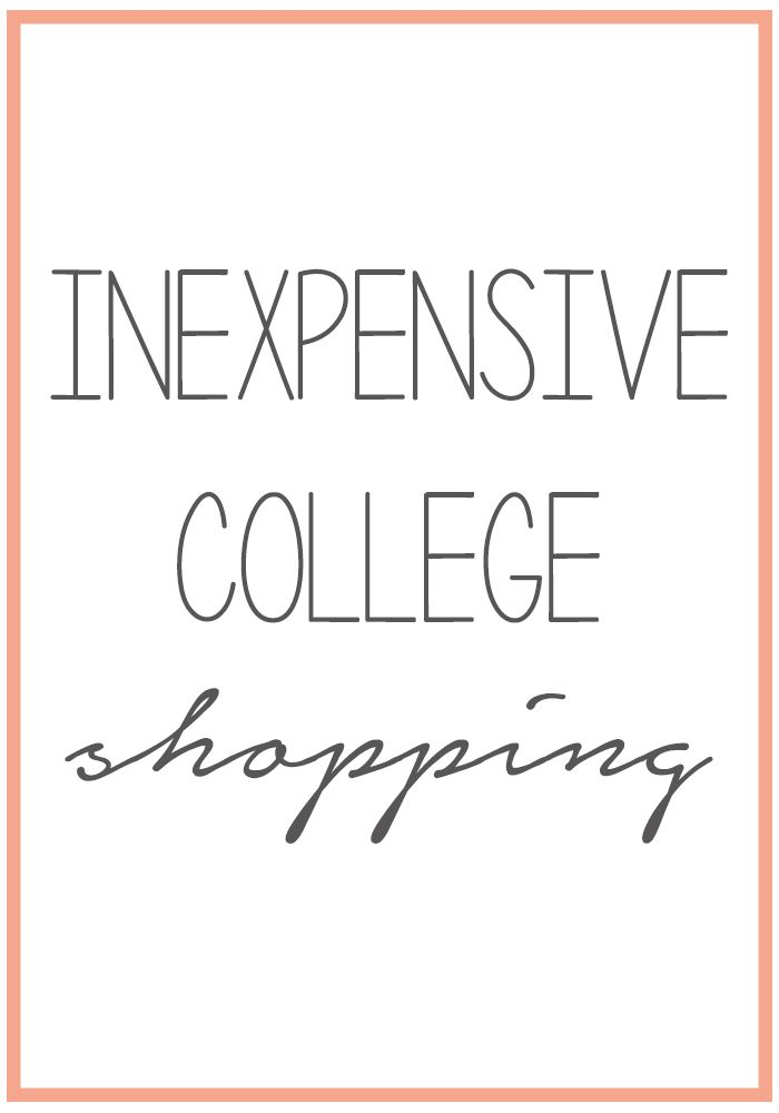 Inexpensive College Shopping at Family Dollar Stores #FamilySavings #ad