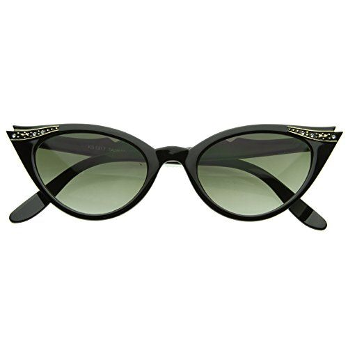 MLC Eyewear Avery Cat eye Fashion Sunglasses in Black >>> Want additional info? Click on the image.