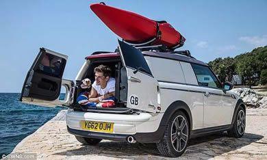 MINI Clubvan Camper - Concept Cars Showcase Designer Talent