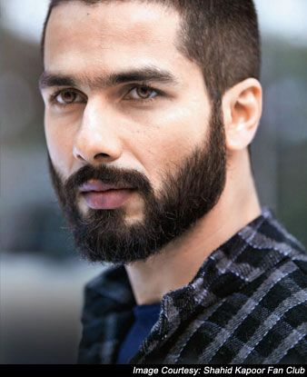 Shahid Kapoor's Look In 'Haider' Revealed