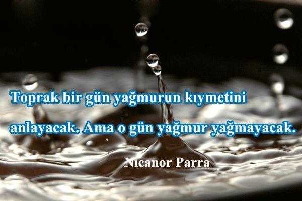 Yağmur İle İlgili Sözler   Güzel Sözler - Güzel Mesajlar
