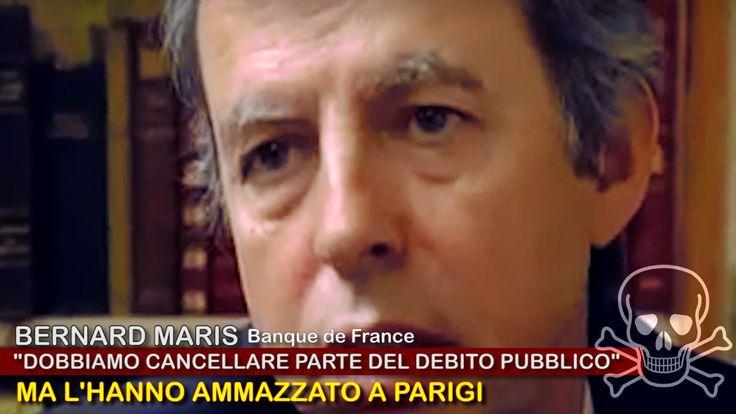 MA L'HANNO AMMAZZATO! - Bernad Maris, l'economista Banque de France che ...