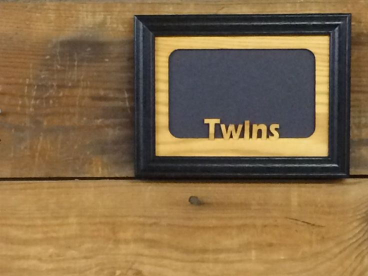 Are you looking for a custom gift? Check this out! legacyimages on Etsy: 5x7 Twins Picture Frame Siblings Picture Frame Family Picture Frame Custom Picture Frame Laser Engraved Frame (18.95 USD) #EtsyGifts #Handmade #PictureFrames
