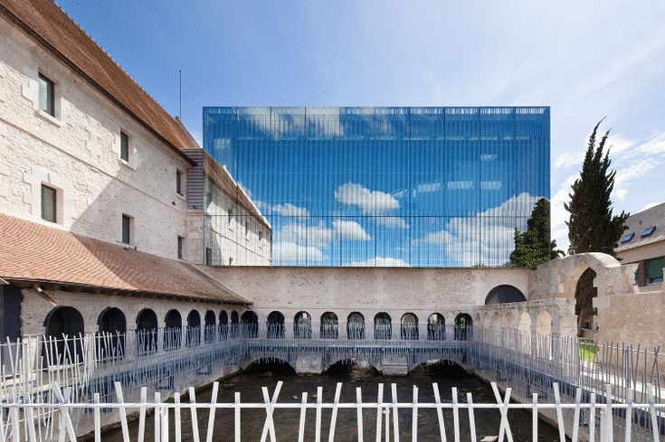 LOUVIERS // Ecole de Musique - Opus 5 Architectes