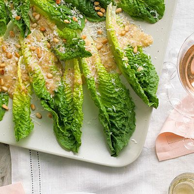 Pine-Nut Salad Spears | 3 Perfect New Year's Eve Party Menus - Yahoo Shine