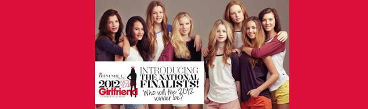 Please vote for my daughter Molly Grace in the 2012 Girlfriend Rimmel Model Search - Click link to Vote!