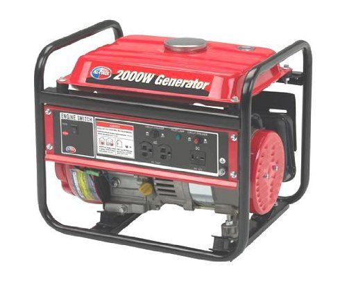 2,000 Watts Surge/1,400 Watts Continuous 3 HP 4-Stroke Engine Runs 9.5 hours at 50% load Low Noise at 68dB Non-CARB Compliant/Not For Sale In California The APG3014 portable generator is a lightweight, portable generator that delivers long run time and keeps working as long as you can. Not for sale in California.  http://bestdealsgo.com/all-power-america-apg3014-2000-watt-4-stroke-gas-powered-portable-generator/
