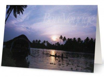 Kerala Backwaters - Bon Voyage