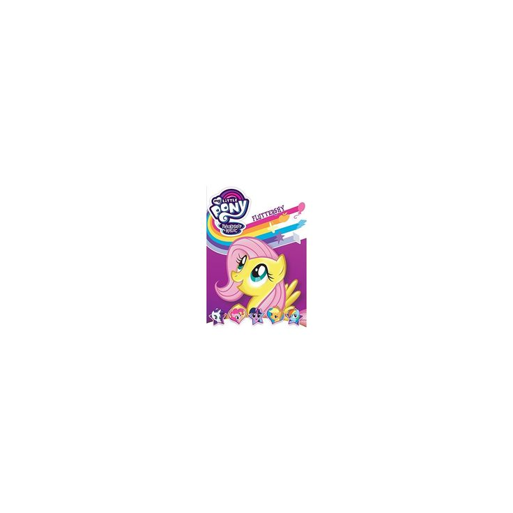 My Little Pony Friendship Is Magic Fluttershy (Dvd)