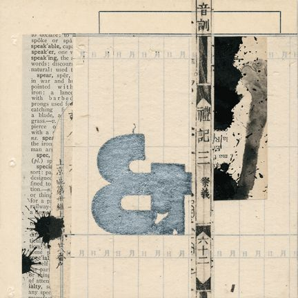 Notations #31 - by Janet Jones