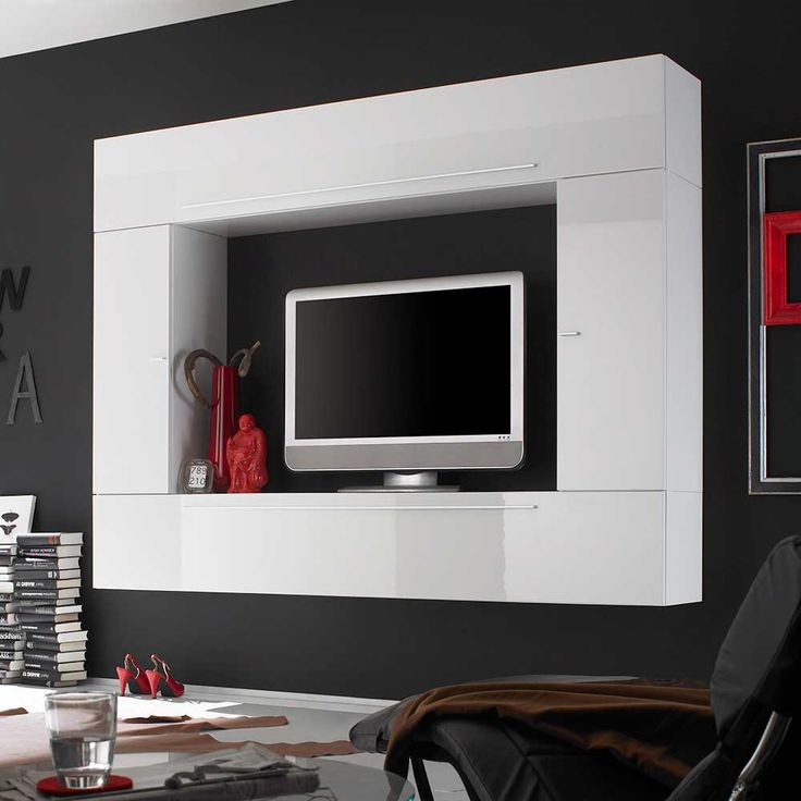 tv m bel h ngend. Black Bedroom Furniture Sets. Home Design Ideas