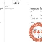Use these four separate foldables to teach ER, IR, RE and FAIRE verbs.  This is one download for all four products. ...