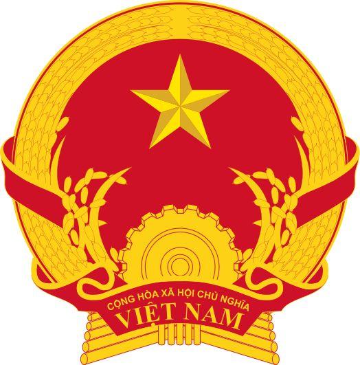 Brasão do Vietname / Vietnã