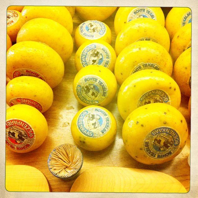Cheese from Wezenspyk, Texel