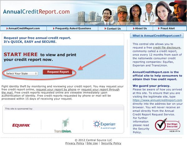 Best 25+ Annual credit report ideas on Pinterest Booklet design - annual credit report form