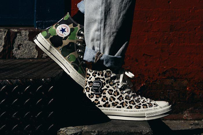 43bf9dc287366 On-Foot with Brain Dead s Converse Chuck 70