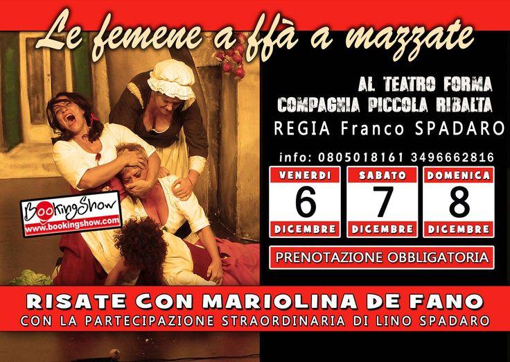 700 Barese al Teatro Forma - Bari