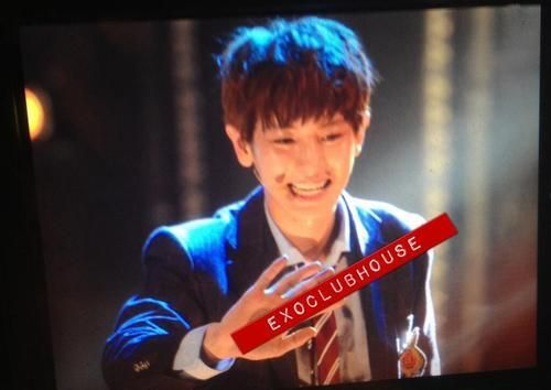 Chanyeol @MTV World Stage