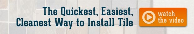 SimpleMat Homepage- adhesive to install backsplash yourself. I will see if Lowe's has it though. I don't like Home Depot.