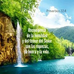 Proverbios 22:4