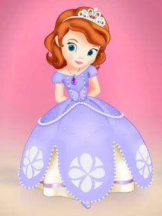 Imagen de la Princesa Sofia