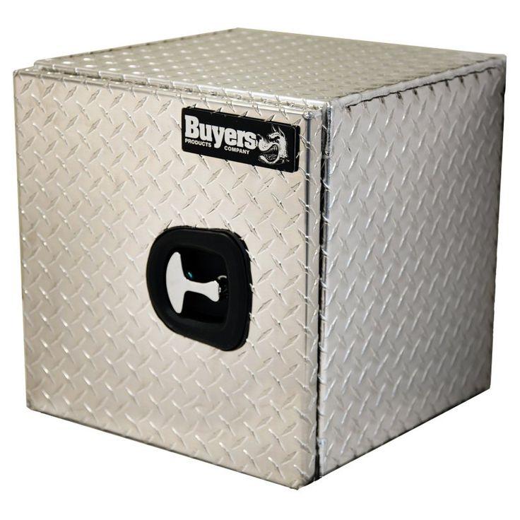 Buyers Aluminum Barn-Door Underbody Tool Box - 170520