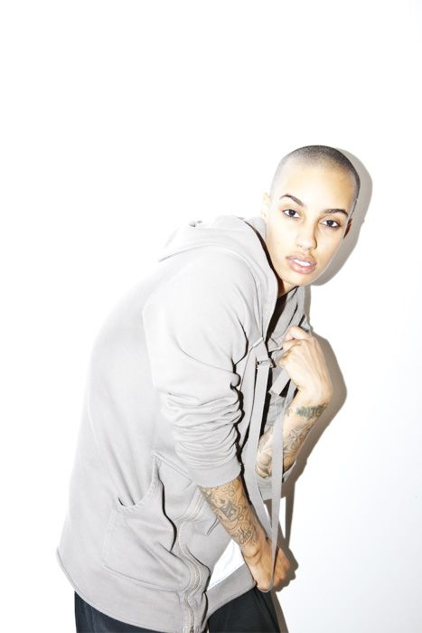 AzMarie Livingston test shot