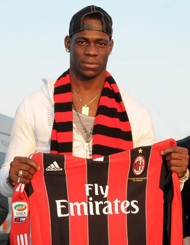 Mario Balotelli - AC Milan from Manchester City