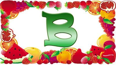 definisi buah B