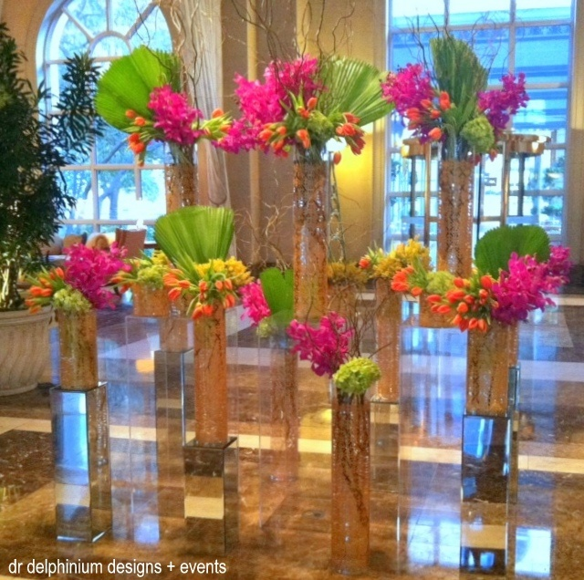 Rosewood Crescent Hotel Lobby (Dallas, TX) By Dr