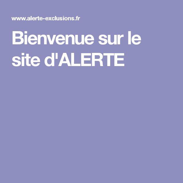 Site ALERTE - Collectif national