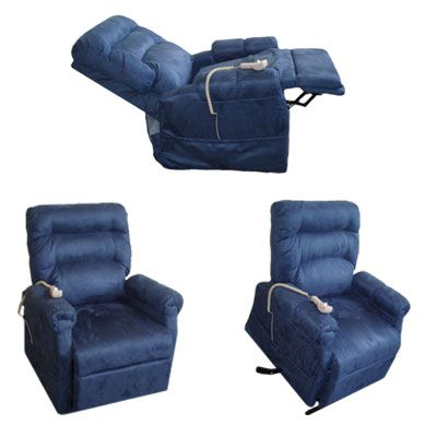 Pride Lift Chair | Large, 3 Position