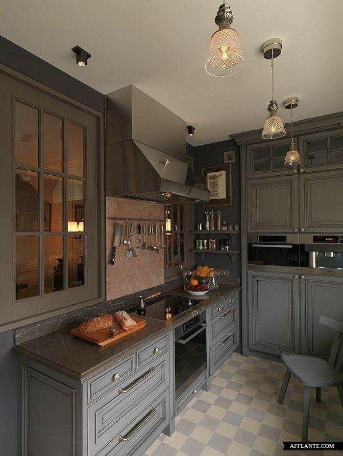 17 mejores ideas sobre gabinetes de cocina grises en pinterest ...