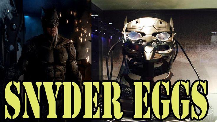 #batman traje tactico de donde viene , @zacksnyder eggs , #justiceleague...