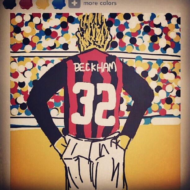 David Beckham / LA Galaxy / Football Player / Soccer Game / England / 데이비드 베컴 / 축구 / 월드컵 / 영국